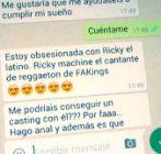 Fakings – Melisa – No Follo Mucho Revientame El Culo