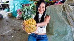 Colombiana voluptuosa Fernanda Martinez aceitada, recogida y follada