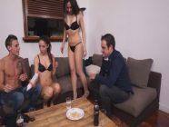 Pepeporn – Pareja de celosos – Vienen a un casting y acaban haciendo un intercambio de parejas