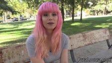 Putalocura pink charlotte