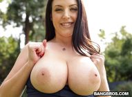 BangBros – Angela White Gets Her Asshole Stretched – Angela White